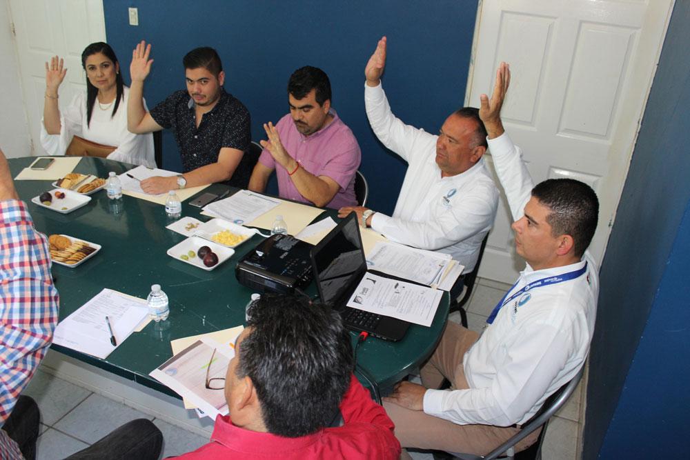 Se lleva cabo la segunda reunión de consejo de Japame