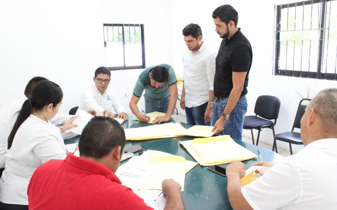 Lleva a cabo Japame la apertura de las propuestas técnicas en licitación de obras de agua potable en La Cruz y Emiliano Zapata