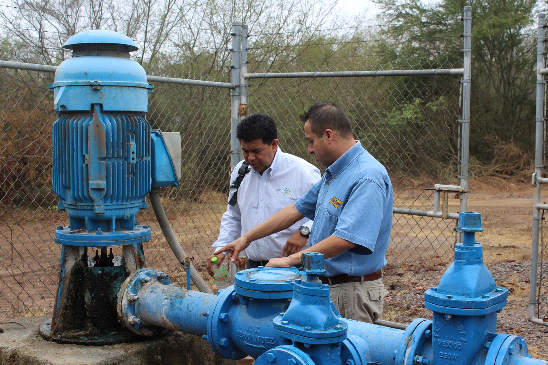 Lanzan programa piloto para equipos de bombeo de agua potable en Elota