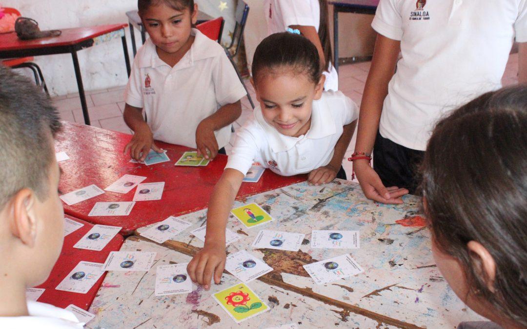 Realiza Japame y departamento de ecología actividades encaminadas al cuidado del agua y medio ambiente en escuelas primarias y jardines de niños