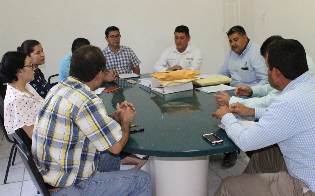 Inicia proceso de licitación para obra de alcantarillado en Granjas del Norote, Elota
